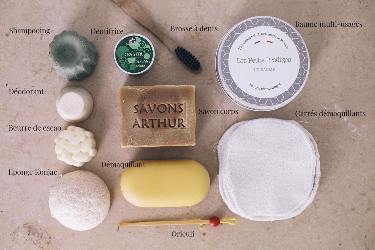 11 cosmetiques solides accessoires
