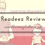 Readeez Review (Children's Educational Entertainment)