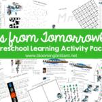 Miles from Tomorrowland Preschool Learning Activity Kit