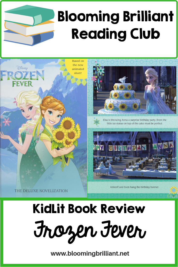 Frozen Fever is based directly on the short film, Anna's birthday is approaching and Elsa is feeling guilty for all the lost time. Elsa, Kristoff, and Olaf are determined to give Anna the best birthday celebration ever. However, Elsa catches a cold and her icy powers may put more than just the party at risk.