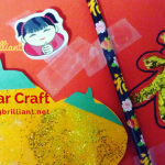 Chinese (Lunar) New Year Card Craft