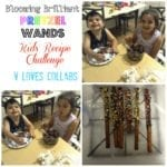 Kids Recipe: How to Make Pretzel Wands