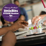 littleBits STEAM Student Review