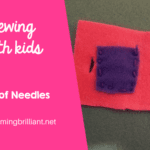 Sewing with Kids- Book of Needles