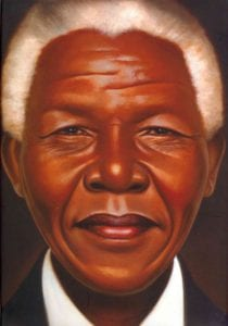 Celebrating Black History Month by sharing Nelson Mandela KidLit