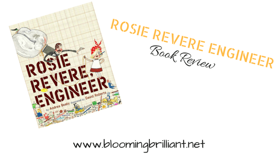 Rosie Revere Engineer is an inspiring story that teaches a message we all need in life about mistakes and failure.