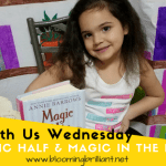 The Magic Half and Magic in the Mix #Kidlit #BookReview