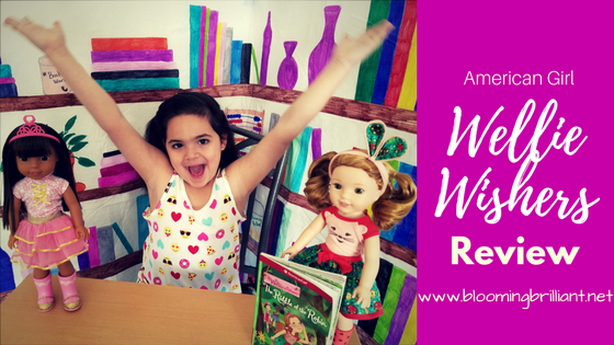 Wellie Wishers Doll and Book Review