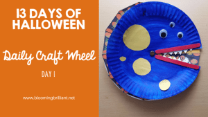 Halloween Wheel