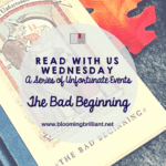 A Series of Unfortunate Events- The Bad Beginning #Kidlit #Bookreview