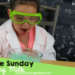 Science Sunday-Exploding Milk