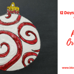 Paper Ornament Christmas Craft for Kids