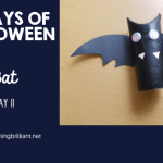 Halloween Bat Craft