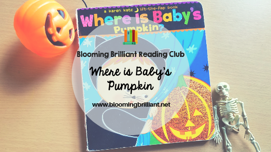 Building early learning skills, reading extension activities inspired by story Where is Baby's Pumpkin?