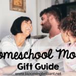 Homeschool Mom Gift Guide