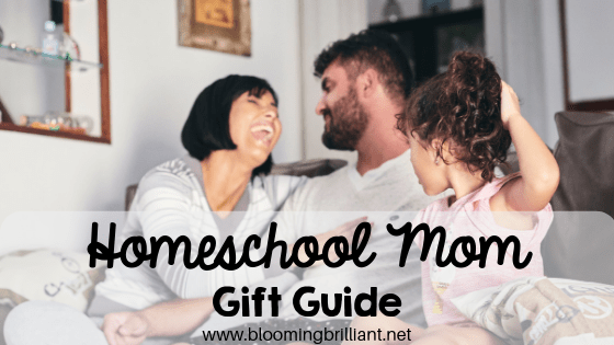 Looking for fun quirky gifts for a homeschool mom?