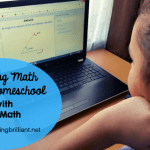 Learning Math in Our Homeschool with CTCMath