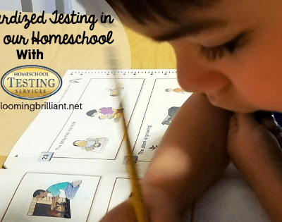 Are you look for where to purchase standardized tests for your homeschool? Homeschool Testing Services has been a great asset.