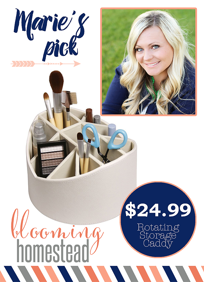 Blooming Homestead Organizational Product Pick