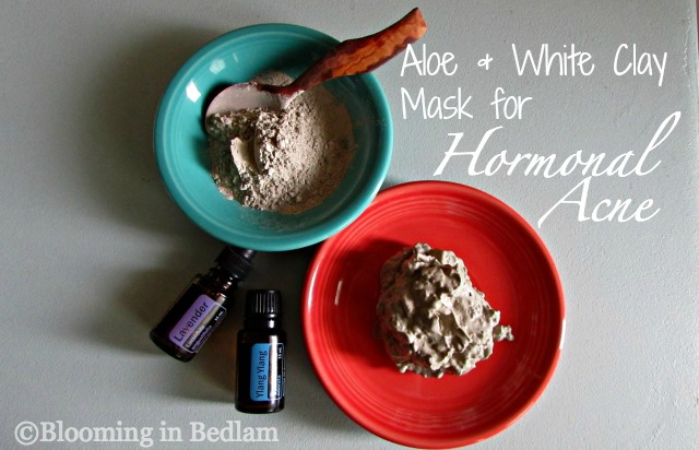 Aloe & White Clay Mask for Hormonal Acne