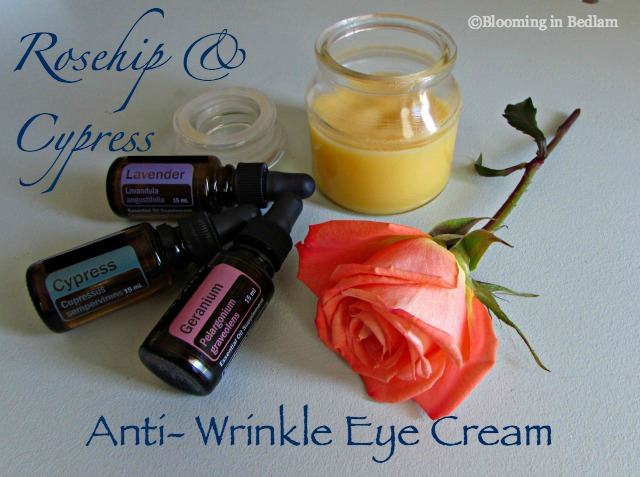 Rosehip Cypress Anti-Wrinkle Eye Cream