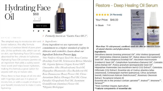 BC vs Blissoma. Beautycounter is Launching for a limited time at Target. But what do you know about their products? MLM, safety, if they work & how they compare to others. #beautycounter #greenbeauty #greenbeautyproducts #nontoxicskincare#naturalbeauty #nontoxicmakeup #holisticmakeup #organicmakeup #detoxifiedmakeup