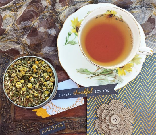 blooming with joy sleety time tea
