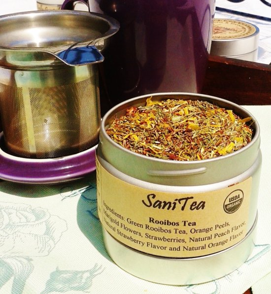 cup of sanity SaniTea