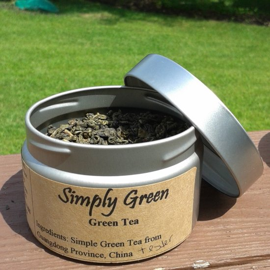 Simply Green Tea