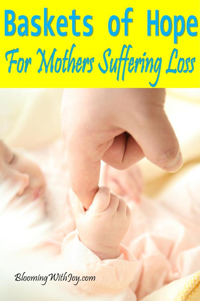 samuels lullaby baskets of hope for infant loss