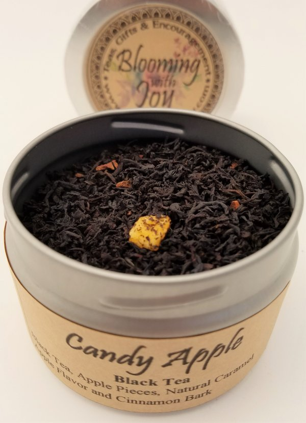 Candy Apple Caramel Loose tea