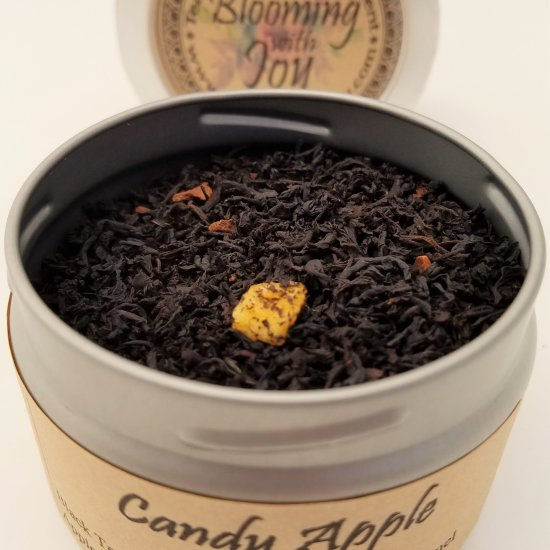 Candy Apple Caramel Loose tea