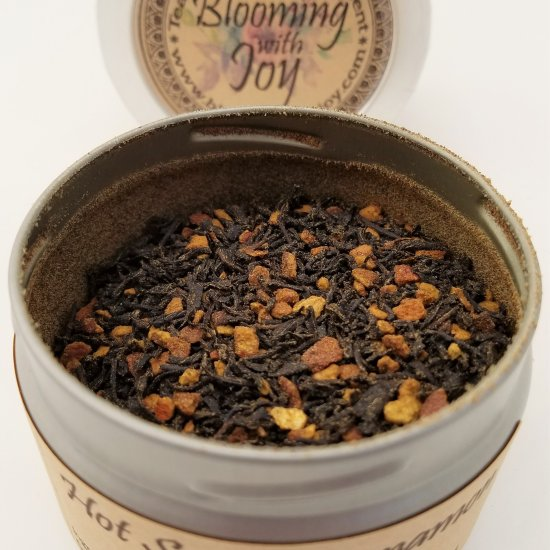 Sassy Hot Cinnamon Spice Loose Tea