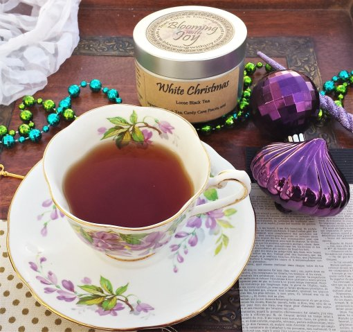 White Christmas Tea