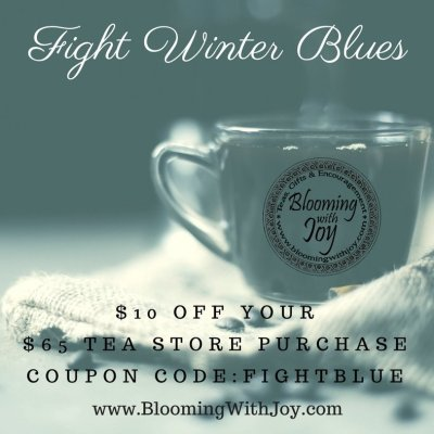 $10 off $65 Purchase winter blues