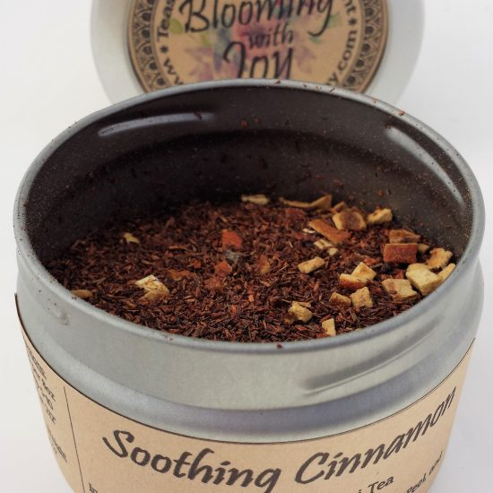 Soothing Cinnamon Herbal Tea