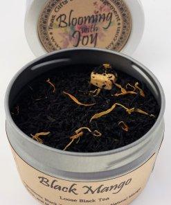 Black Mango Loose Tea