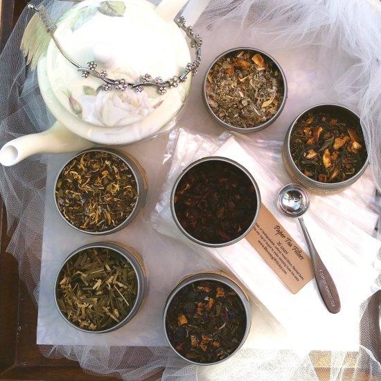 All Tea Blends