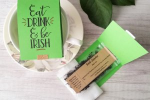 Irish Tea Favors