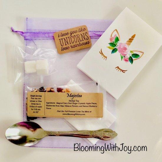 Magical Fairy Dust Tea