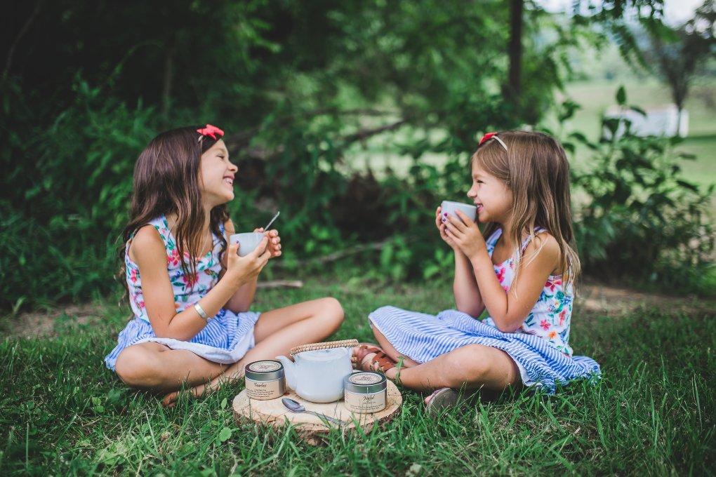 Summer Time Tea Party