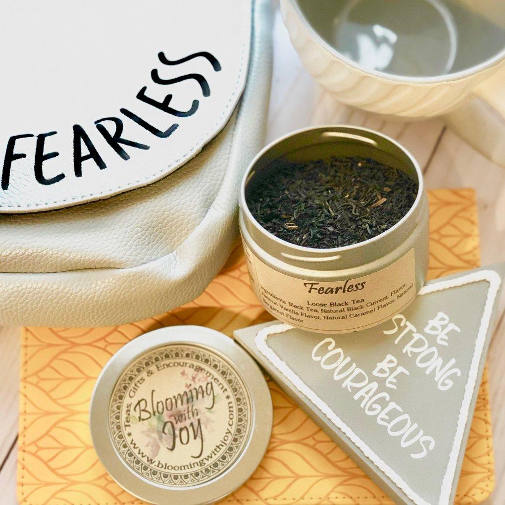 Fearless Loose Tea joybox
