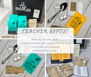 Loose Teacher Gifts