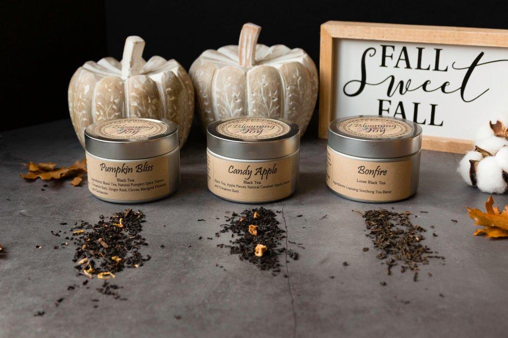 Fall Tea Blend Sampler