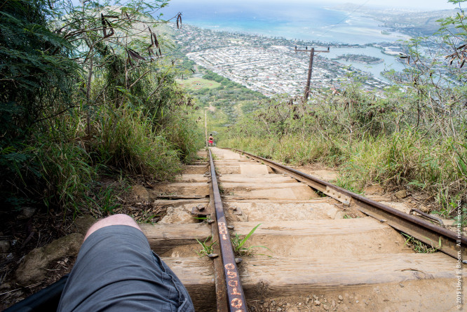 Koko Head Trail - Step 1000