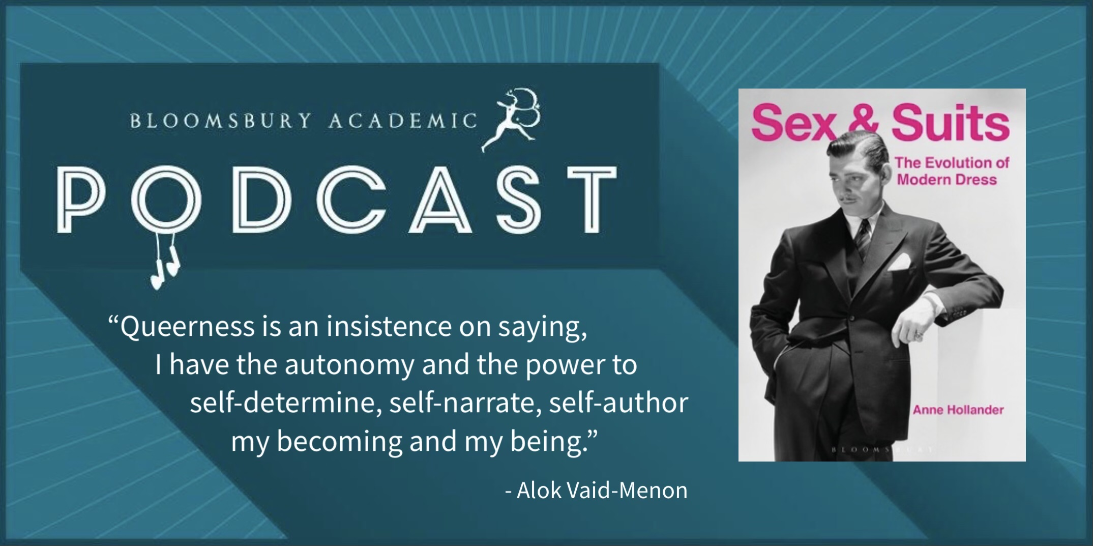 Alok quote from Sex and Suits episode