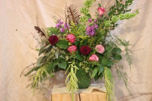 Branches & Blooms work 3