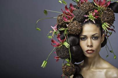 Fusion Flowers International Designer of the Year Competition Norine