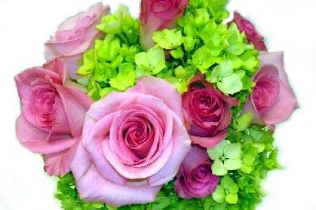 Green and pink flower arrangements beautiful flowers 2018 arrangements with flower arrangement trio table gallery of popular pink flower arrangements with flower arrangement trio table flower hot pink orange mightylinksfo