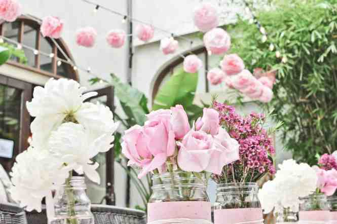 Pinkberry Bridal Shower